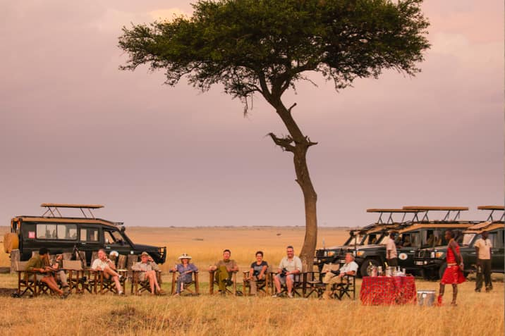 Safari Explorer & Camping
