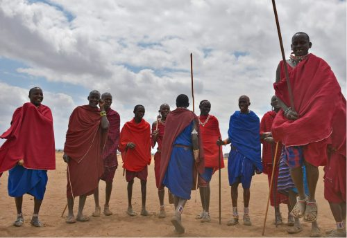 Northern Kenya Cultural & Wildlife Tour